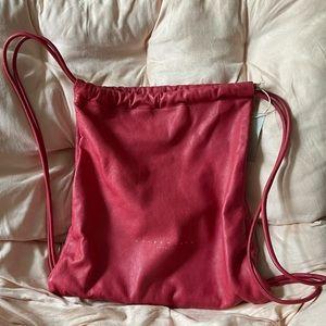 Liebeskind leather drawstring bag